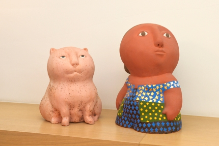 Cat and Bust