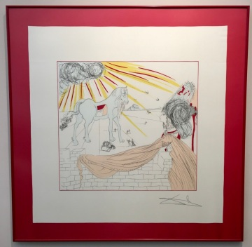 Horse Whisperer, Salvador Dalí